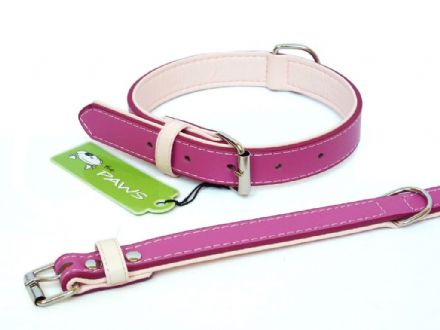 Fusion Pink Collar - Small